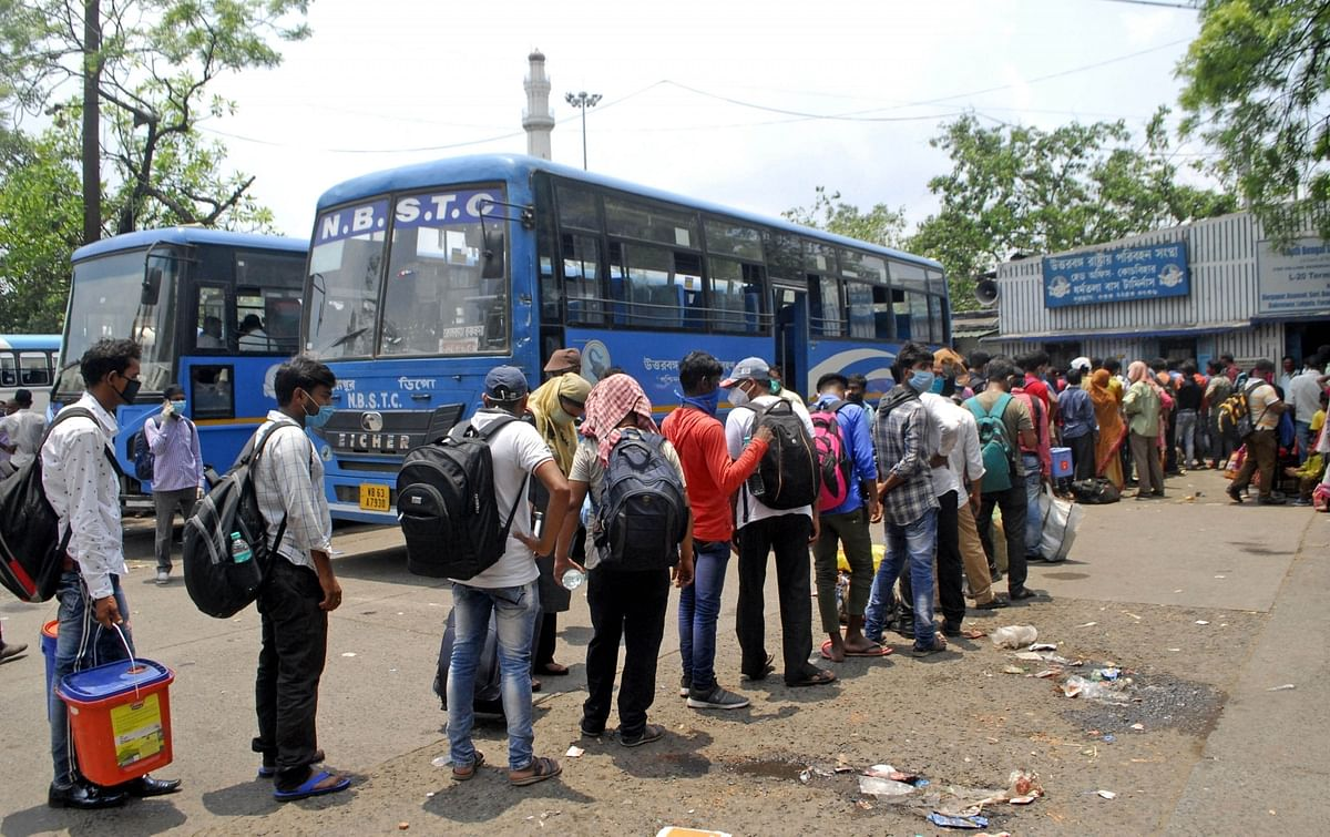Near-complete lockdown in Bengal from Sunday