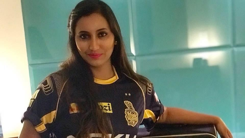 Alisha Raut -- a sports psychologist who helps players become mentally stronger