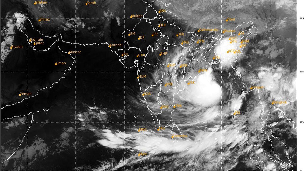 Cyclone Yaas likely to cross north Odisha-West Bengal coasts around noon of May 26