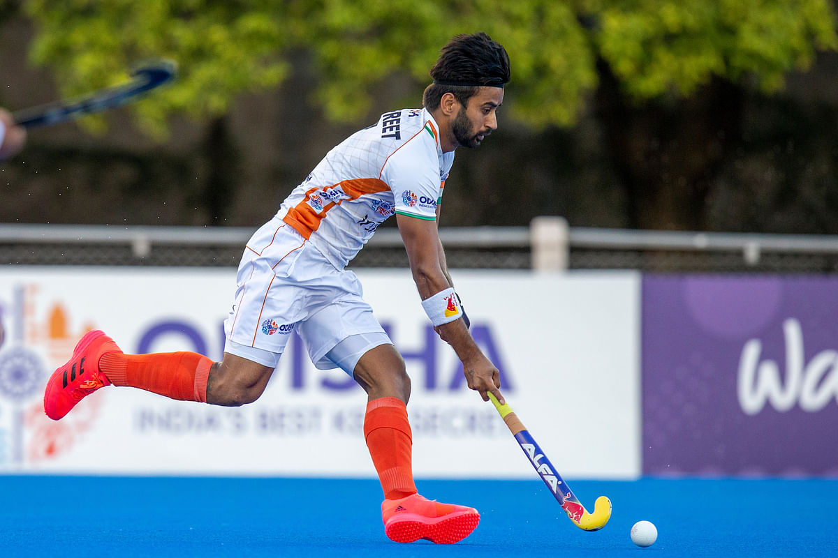 Indian hockey team captains promise better showing at the Tokyo Olympics