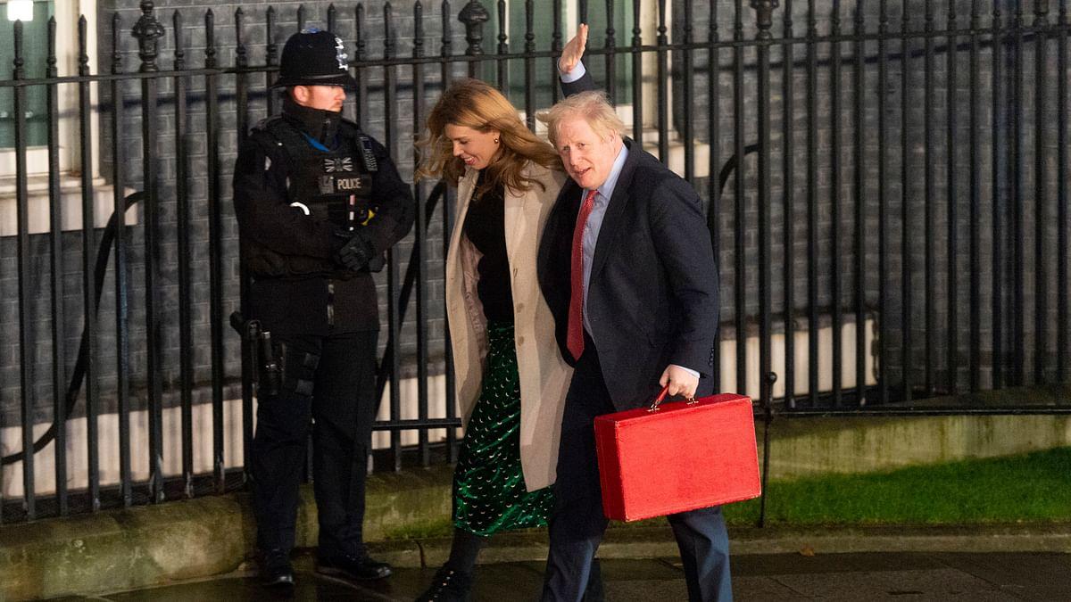 Boris Johnson marries fiancee in secret ceremony: Report