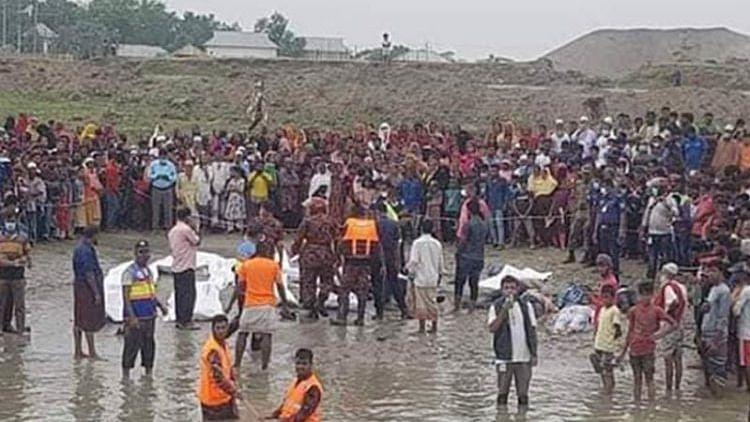 Bangladesh: 27 killed in collision between speedboat, sand-laden bulk carrier in Padma river