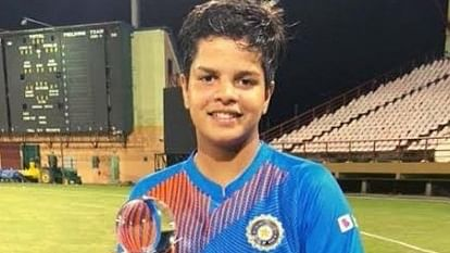 Shafali included in women's ODI, Test squads for England tour