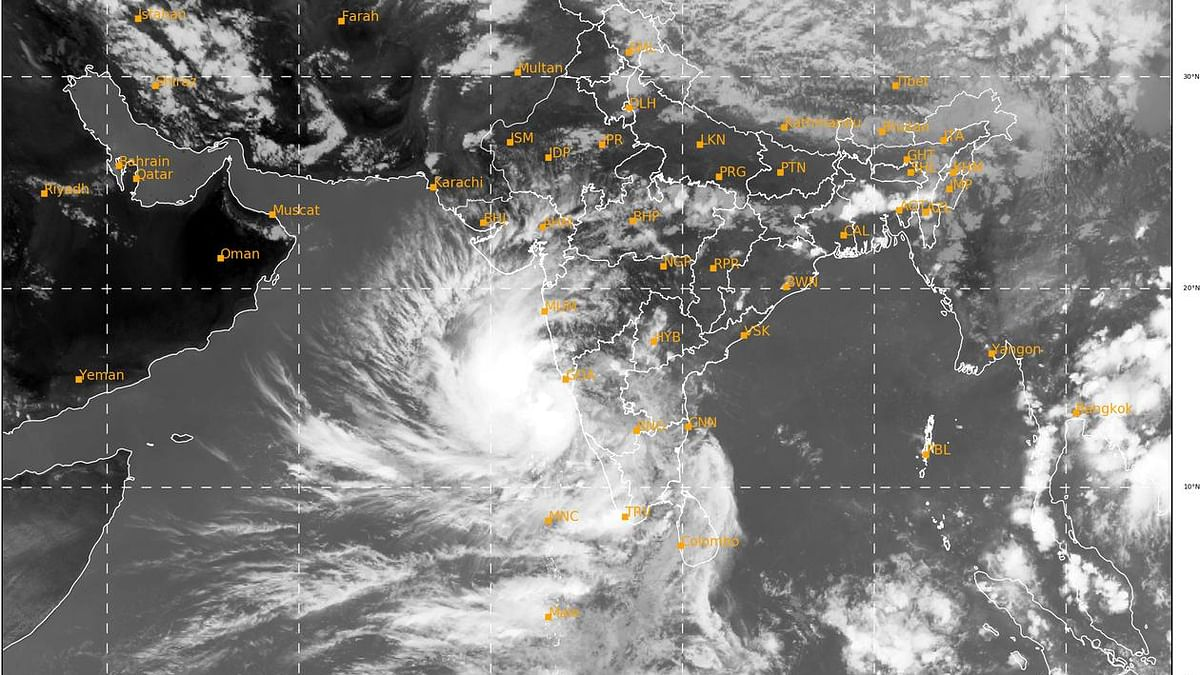 Cyclone Tauktae likely to cross Gujarat coast on May 18 afternoon