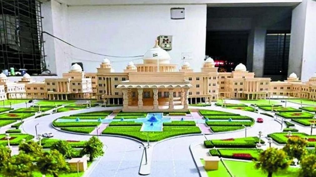 Chhattisgarh halts construction of Assembly, new houses for Governor and CM
