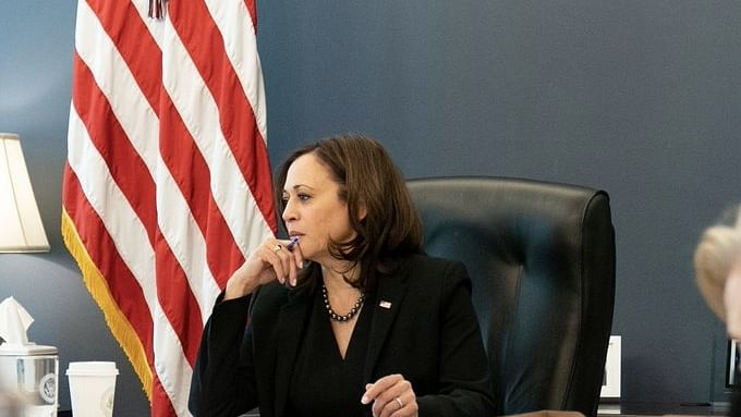 US imposing restrictions on travel from India starting Tuesday: Harris