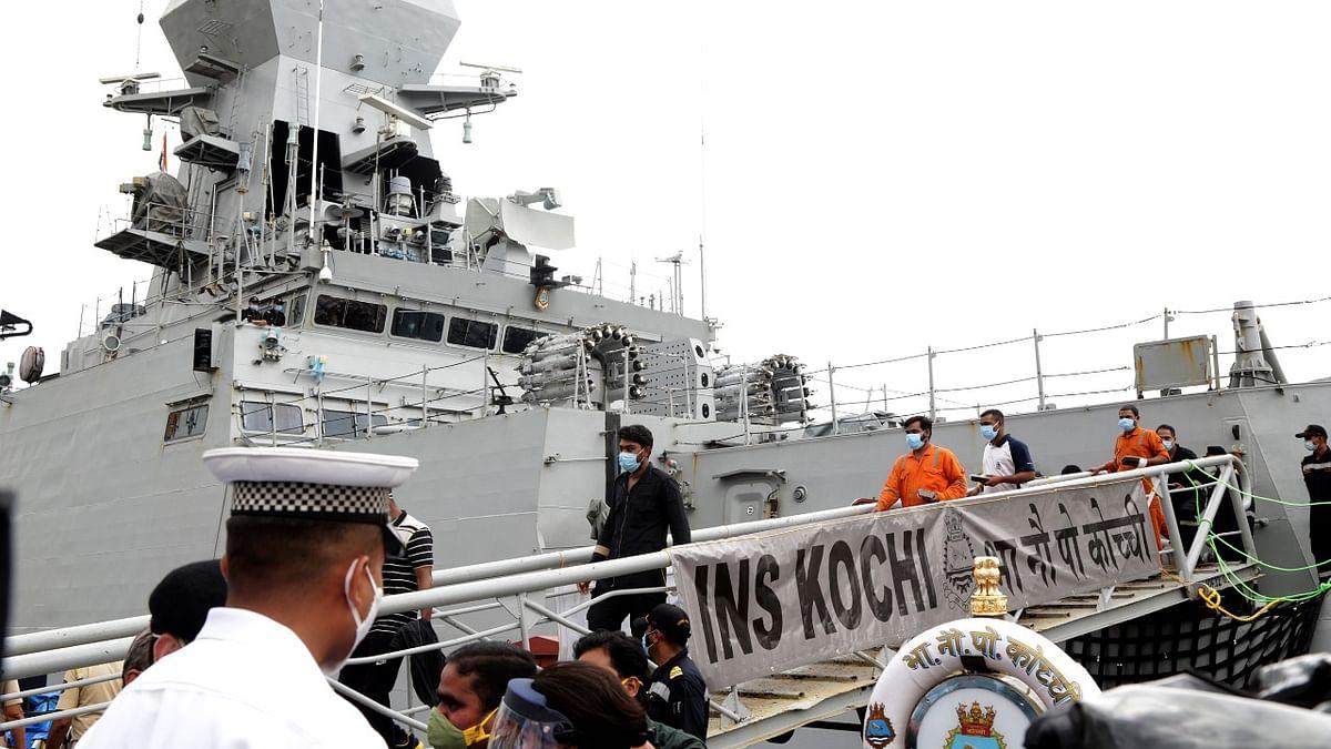 26 die in Arabian Sea, 49 still missing, Centre orders probe