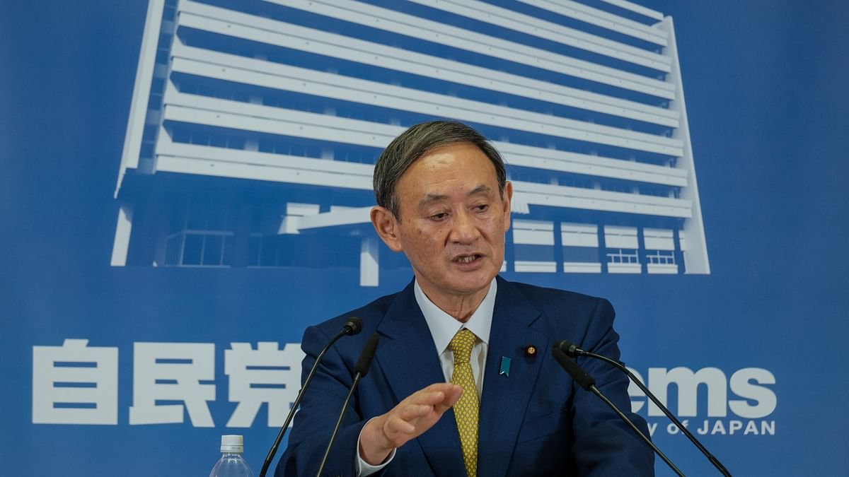 No-confidence motion against Suga's Cabinet voted down