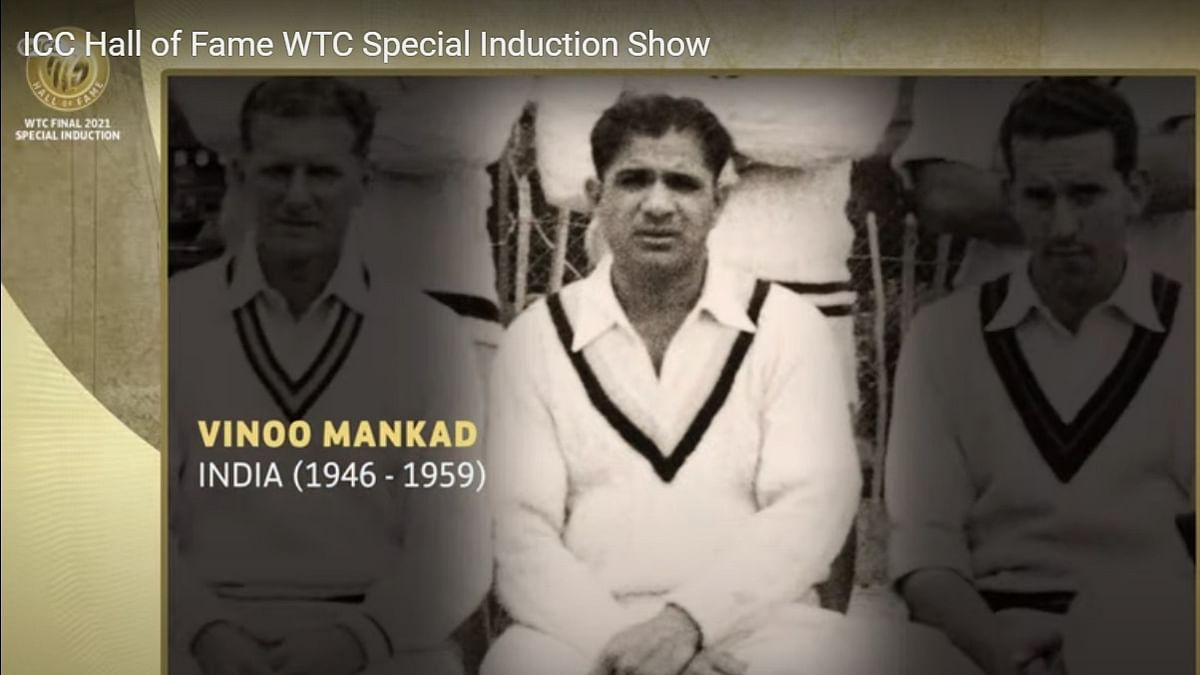 India's Vinoo Mankad, nine other icons inducted into ICC Hall of Fame to mark inaugural WTC Final