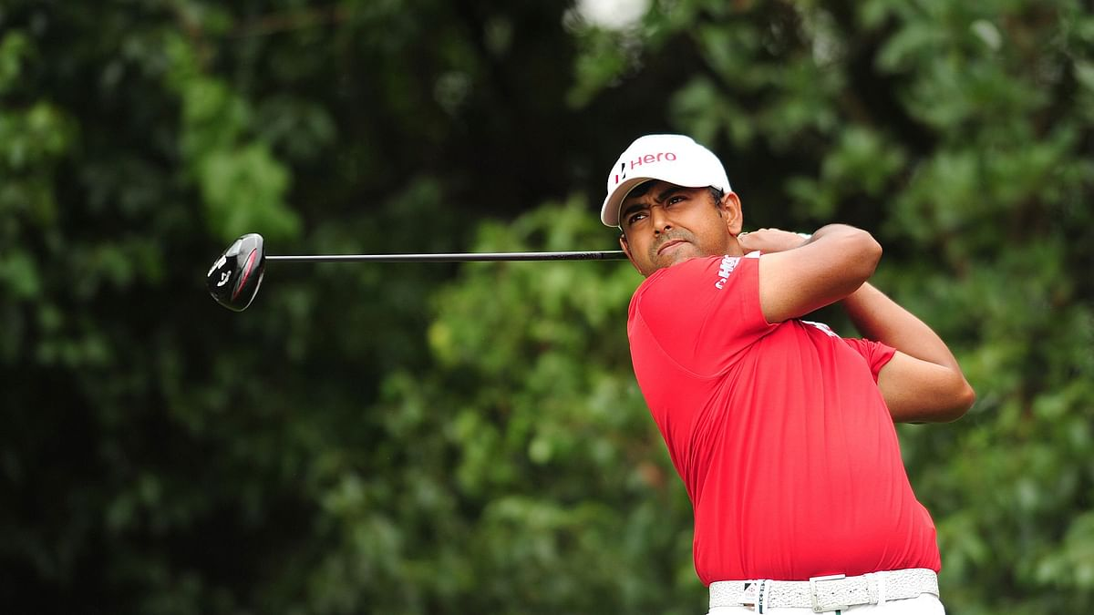 Golf: Anirban Lahiri makes the cut, will play his second successive Olympics