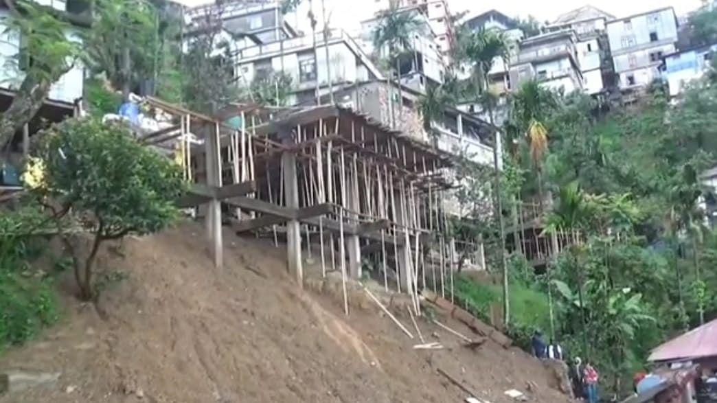 Four children die in Mizoram building collapse