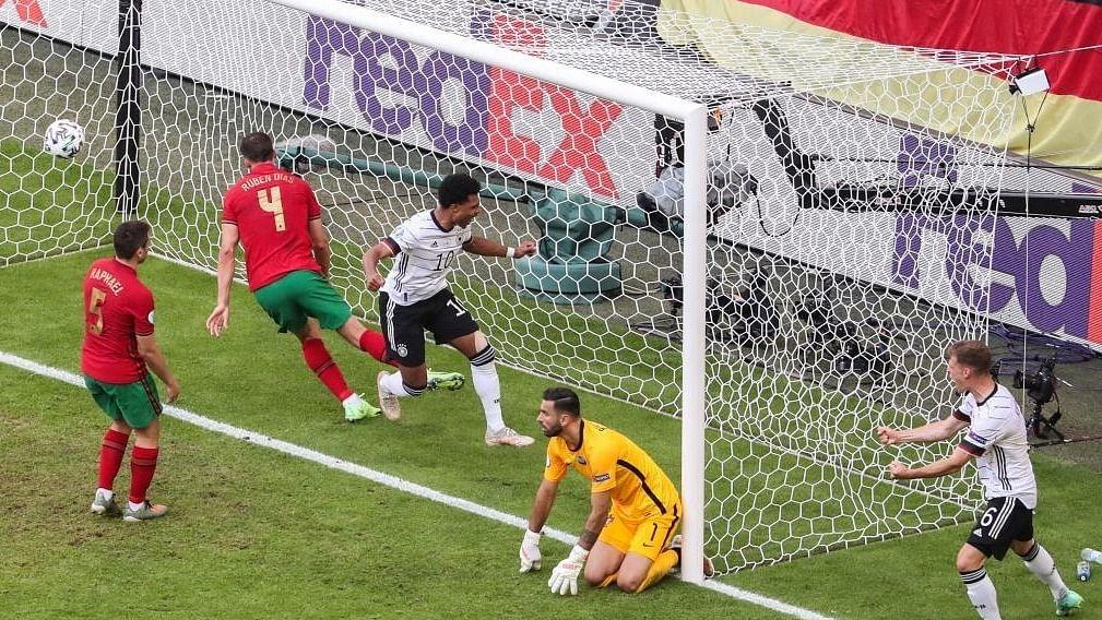 Euro 2020: Germany stun Portugal 4-2 to keep last-16 hopes alive