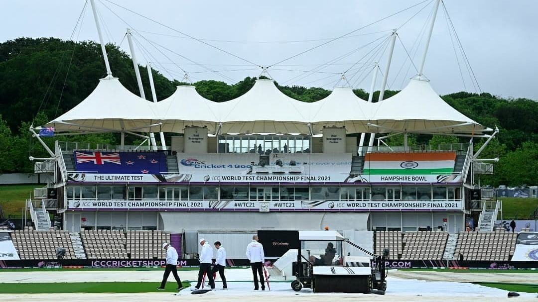 WTC final: First day's play called off due to rain