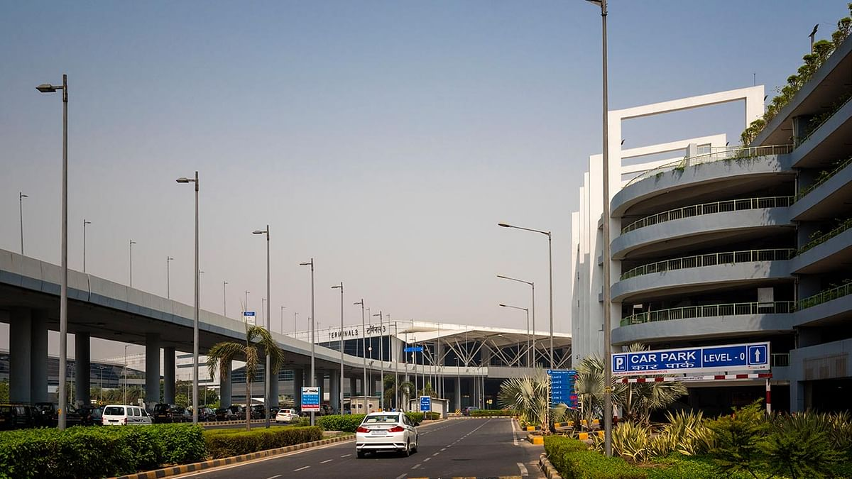 Delhi airport: Cars to drive through Multi-Level Car Park at T3 arrival for three days