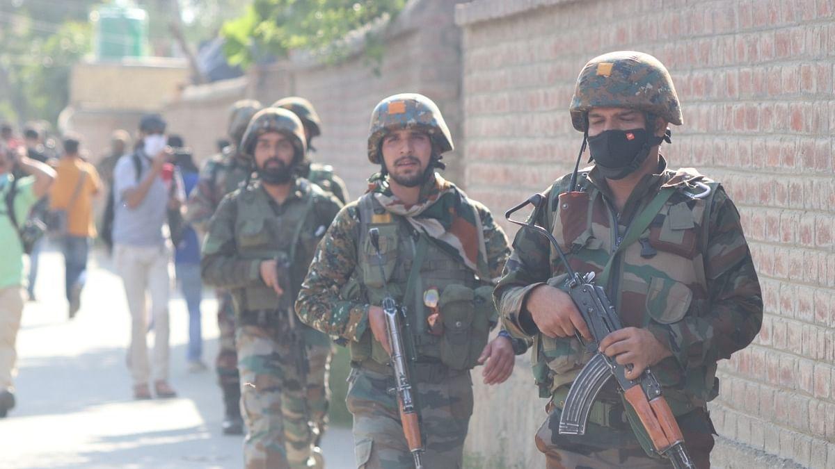 J&K: Three terrorists gunned down in Kulgam encounter