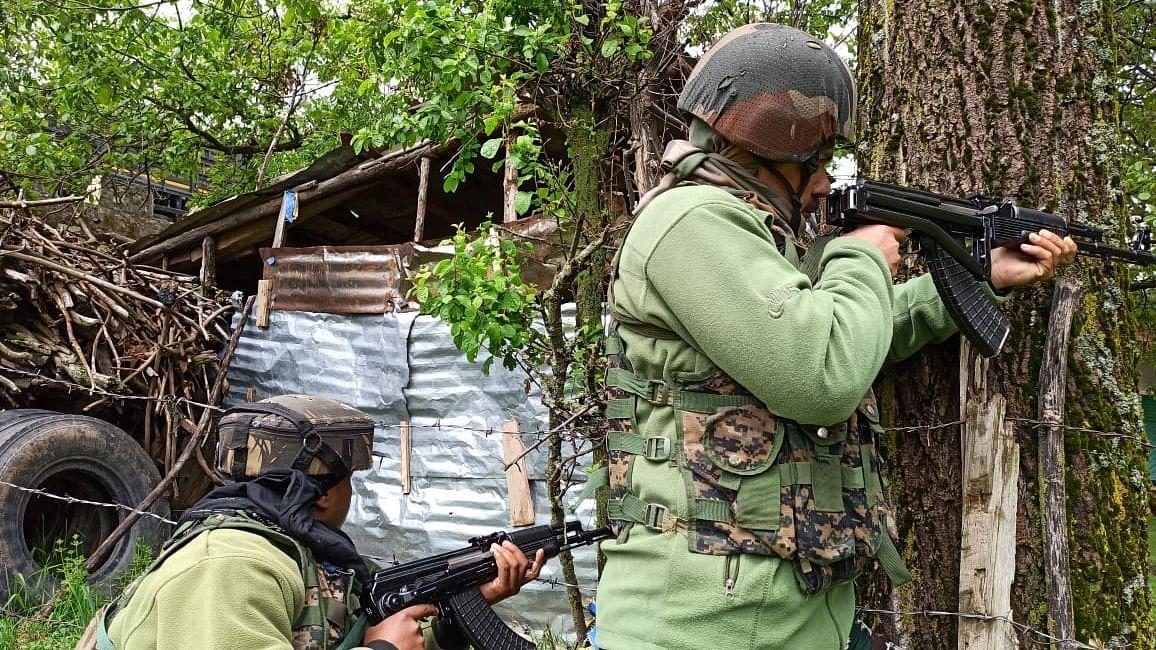 J&K: Three LeT terrorists killed in Sopore encounter