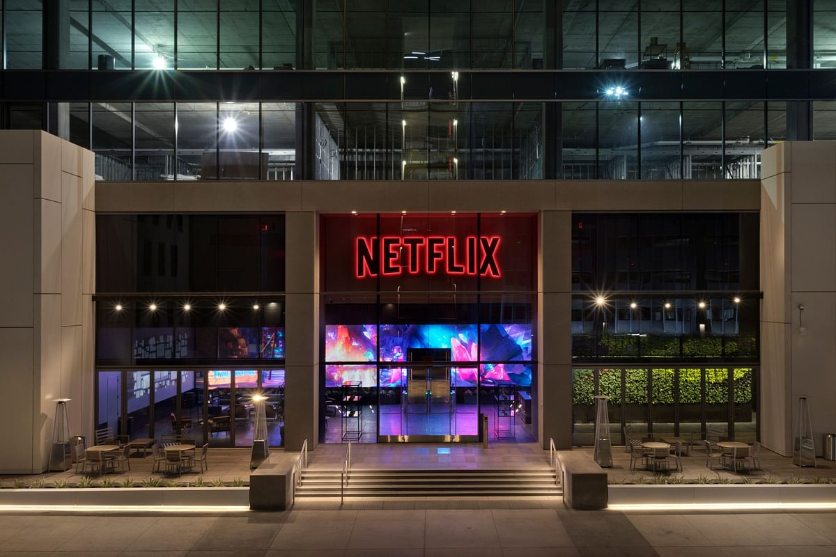 Netflix to set up its first live-action, full-service, post-production facility in Mumbai