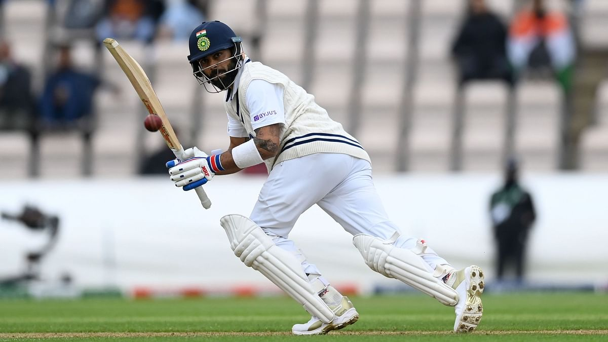Kohli unbeaten after hard-fought day against England in Southampton