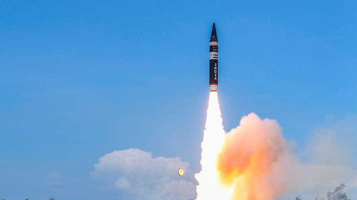 DRDO successfully flight-tests new-generation Agni P ballistic missile