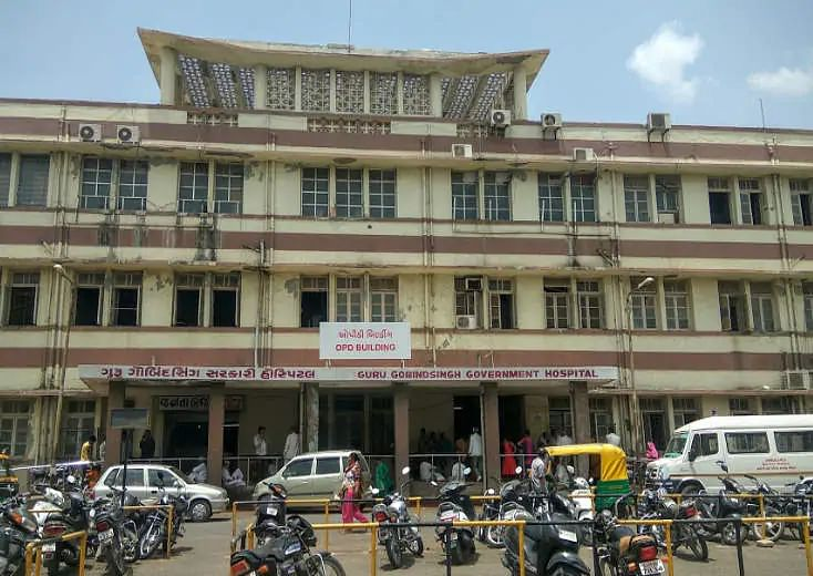 Gujarat: Two arrested in Jamnagar GG Hospital sexual harassment case