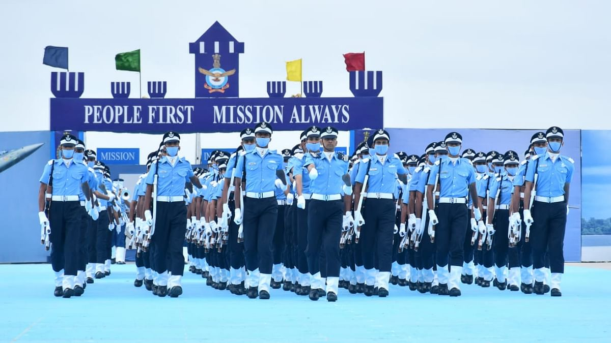 IAF undergoing transformation with infusion of technology, combat power: Air Chief Marshal RKS Bhadauri