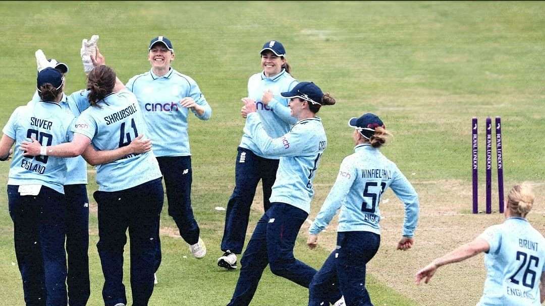 England women beat India by 8 wkts in first ODI