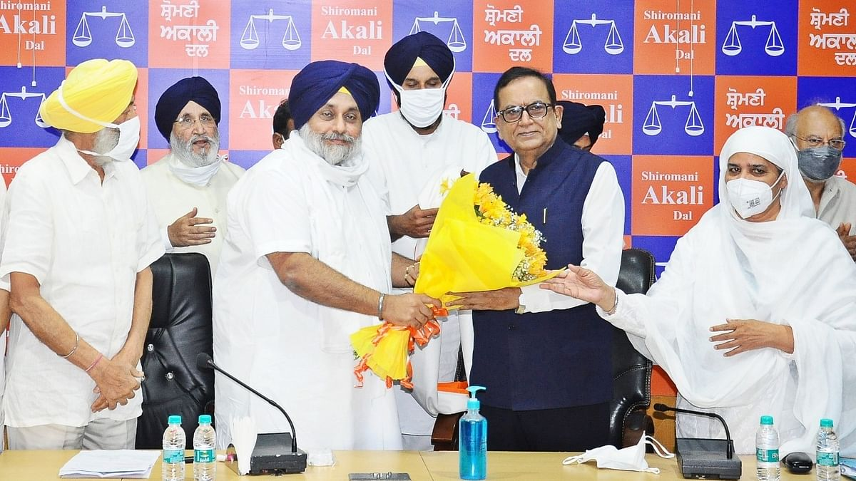 SAD joins hands with BSP for Punjab polls; latter to contest 20 seats