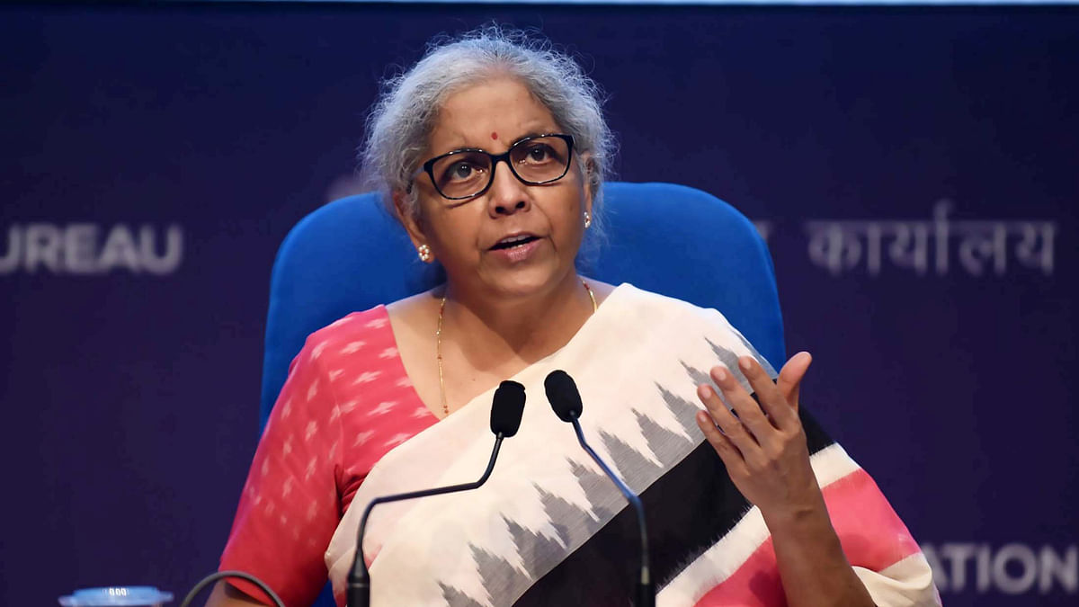 Sitharaman announces measures worth over Rs 6.29 lakh crore to support COVID-hit economy