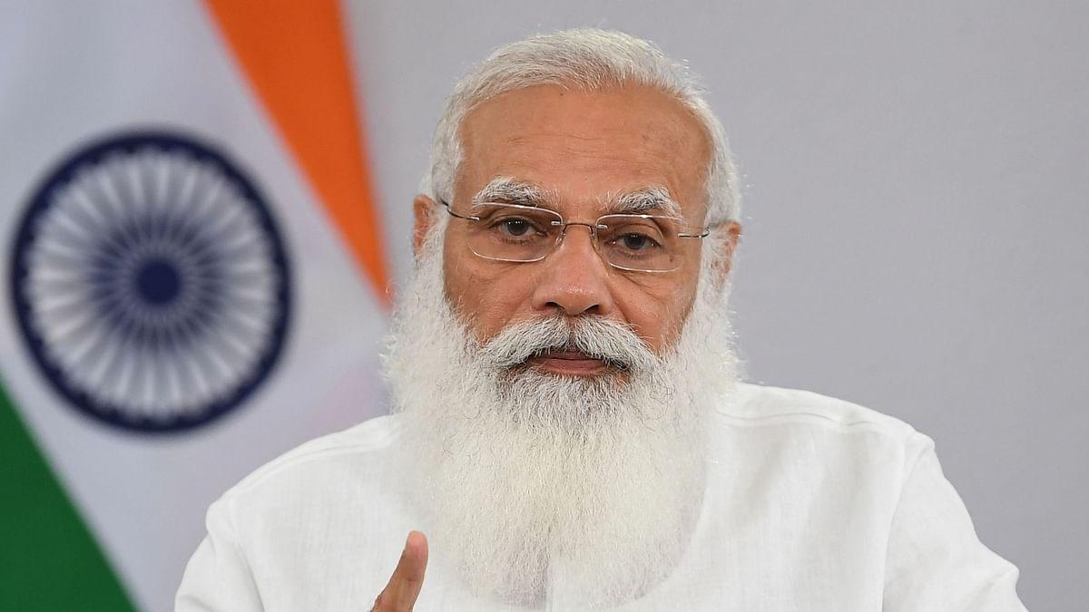 Modi inaugurates Zen Garden and Kaizen Academy at AMA, Ahmedabad