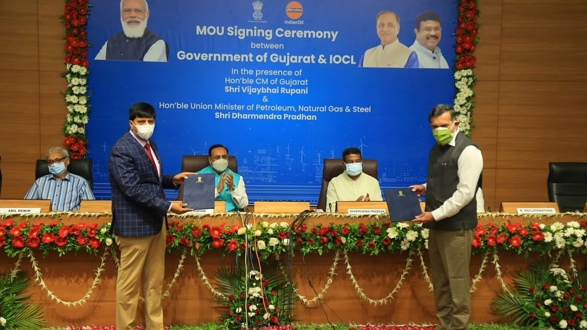 IndianOil to set up LuPech, Acrylics and Oxo Alcohol projects at Gujarat Refinery in Vadodara