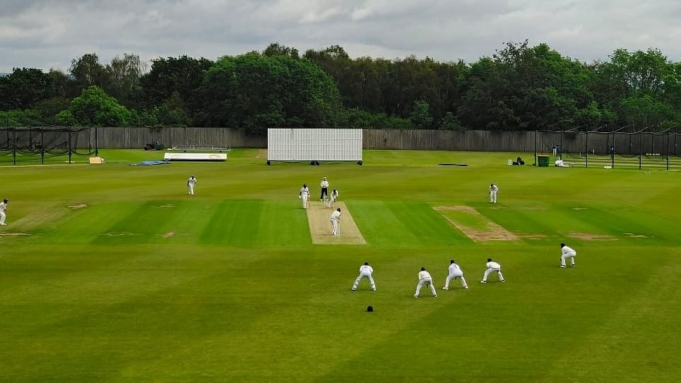 Indian cricket team begins England trip with intra-squad practice tie