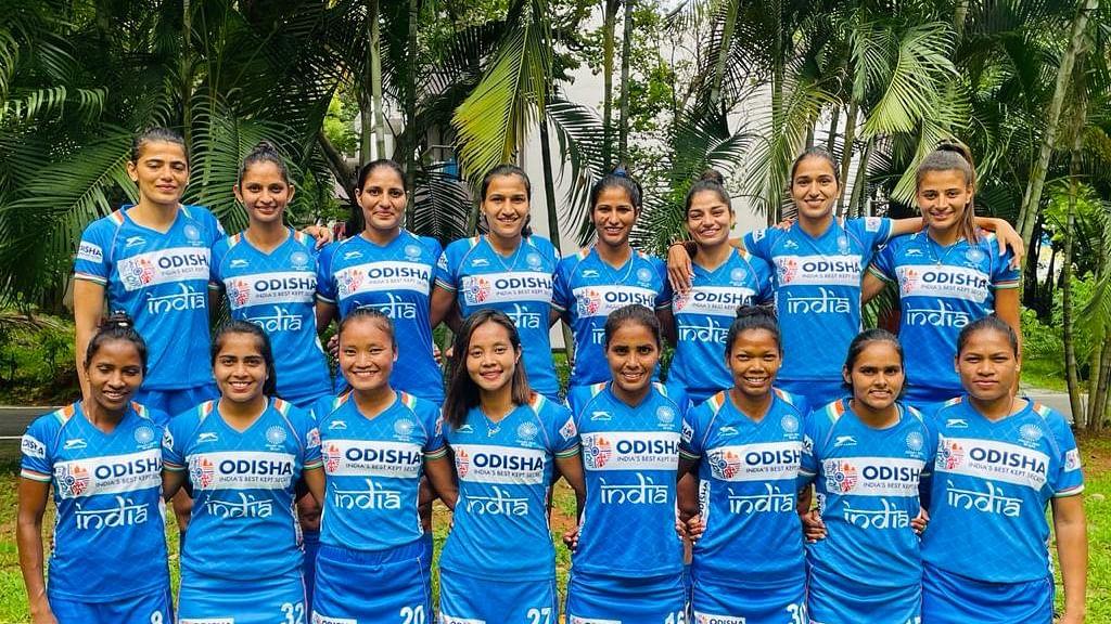 Rani Rampal to lead 16-member Indian Women's hockey team at Tokyo Olympics