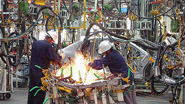 Toyota Kirloskar Motor partially resumes operations at its Bidadi plant in Karnataka