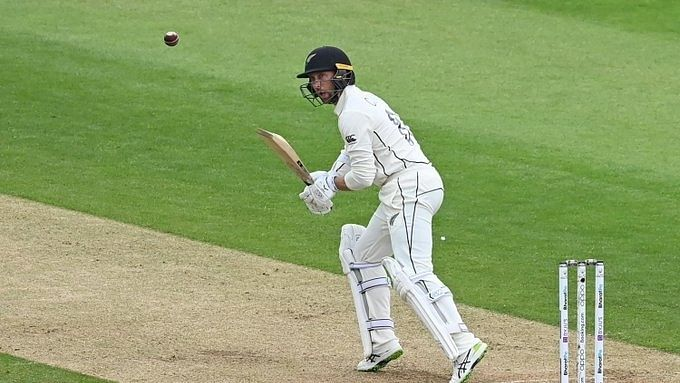 WTC final: New Zealand 101/2, replying to India's 217