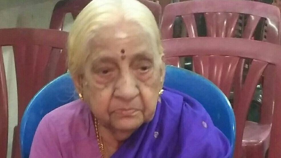 Carnatic vocalist Parassala B Ponnammal passes away at 96