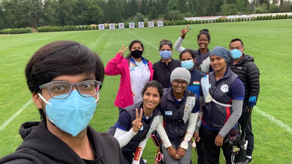 Indian archers in Paris for World Cup Stage-3