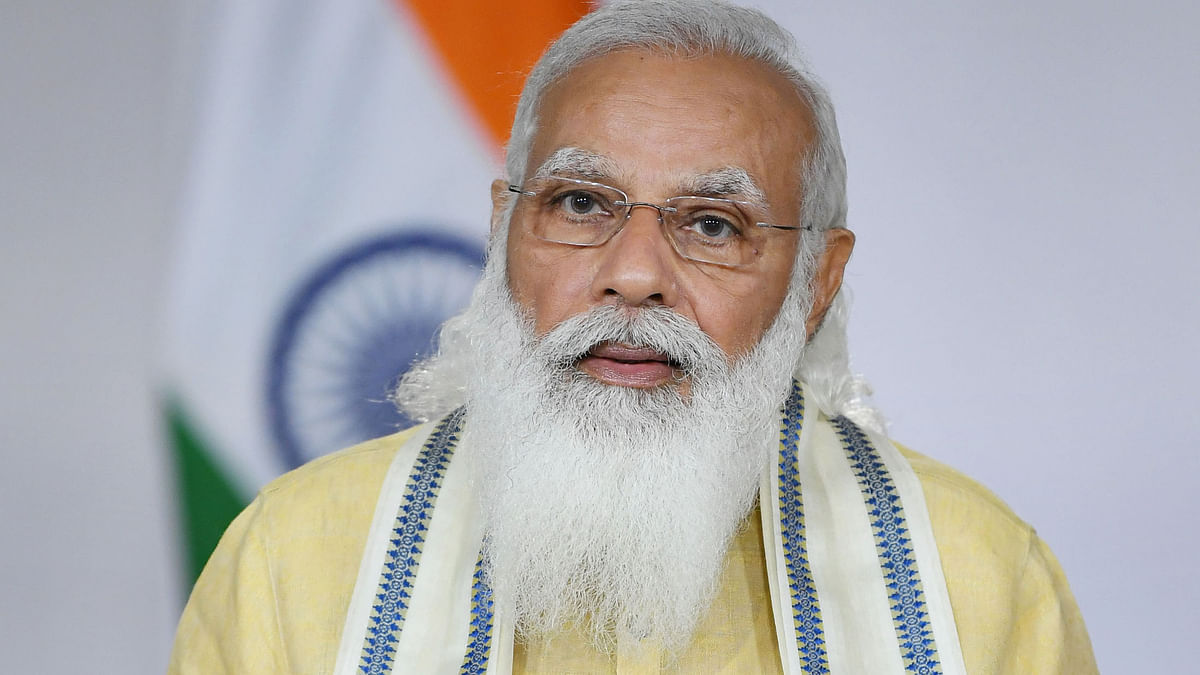Modi to participate in Outreach Sessions of G7 Summit to be held on June 12-13 in virtual format