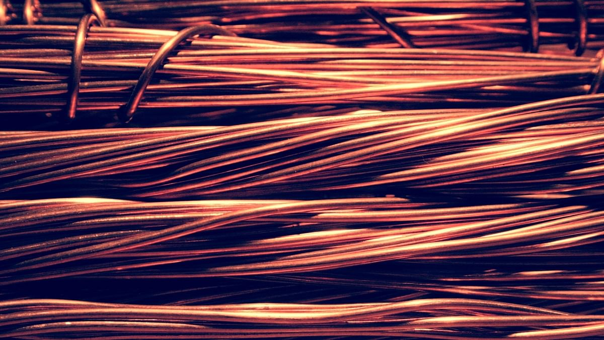 Non-ferrous metal prices under pressure,  given surplus in global market