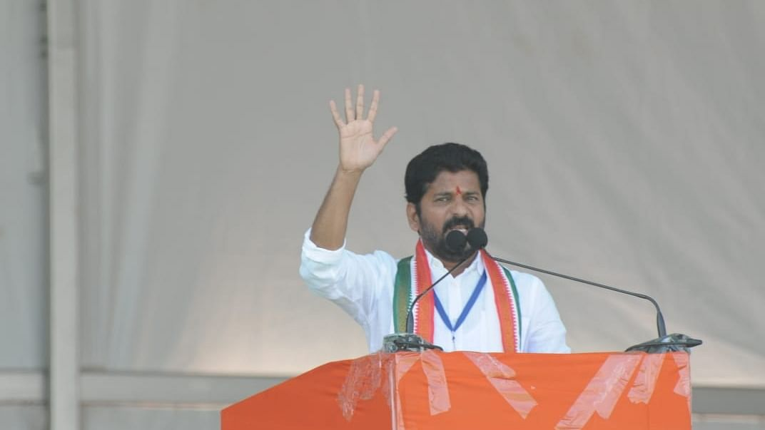 Revanth Reddy named Telangana PCC chief, Azharuddin is one of the working presidents
