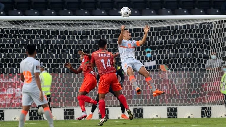 Asian Cup qualifiers: Chhetri nets 2 in India's win over Bangladesh