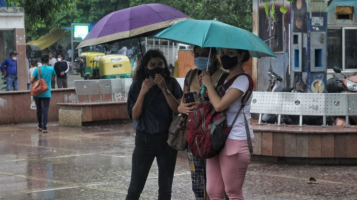 South-west monsoon arrives in Delhi and NCR after a delay of several days