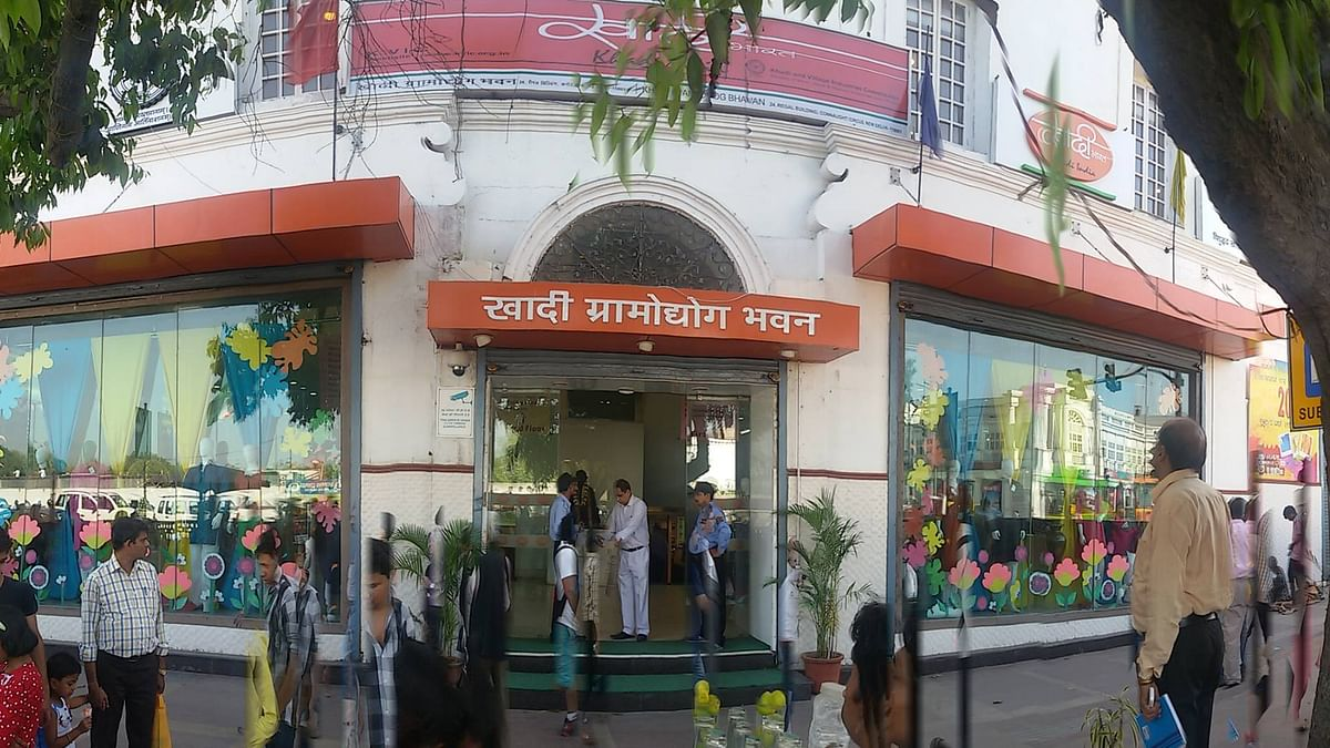 """WIPO bars Delhi-based firm from illegally using brand name """"Khadi"""""""