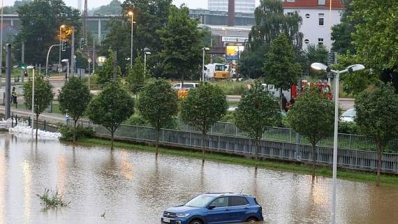 Germany floods death toll exceeds 100, hundreds missing