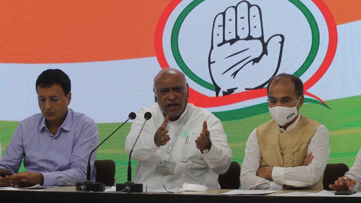 Congress demands sacking of HM over snooping row