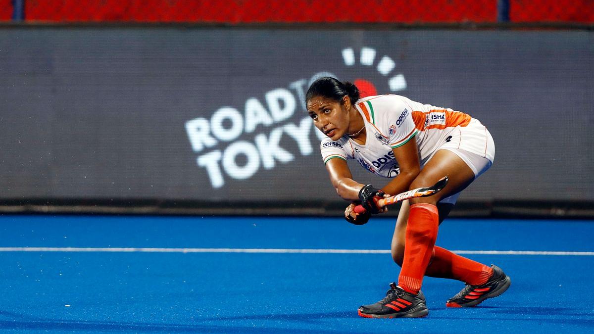 Indian Women's hockey team has a chance to create  history: Drag flicker Gurjit Kaur