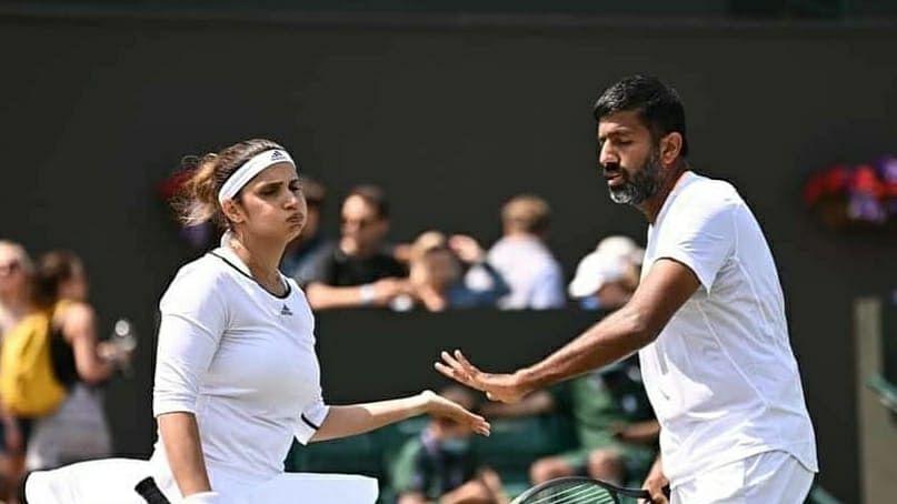 Wimbledon: Sania-Bopanna enter second round of mixed doubles