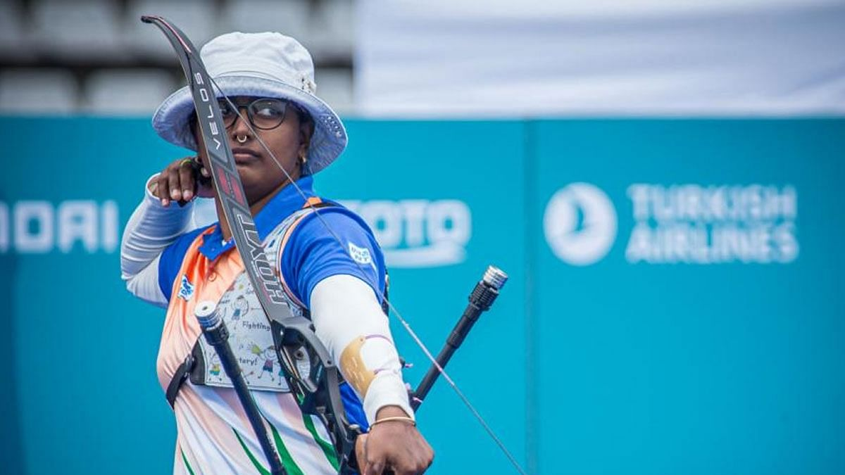 Deepika qualifies ninth, to face Bhutanese archer in first elimination round