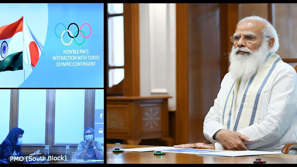 Modi reviews preparations for facilitation of India's contingent at Tokyo Olympics