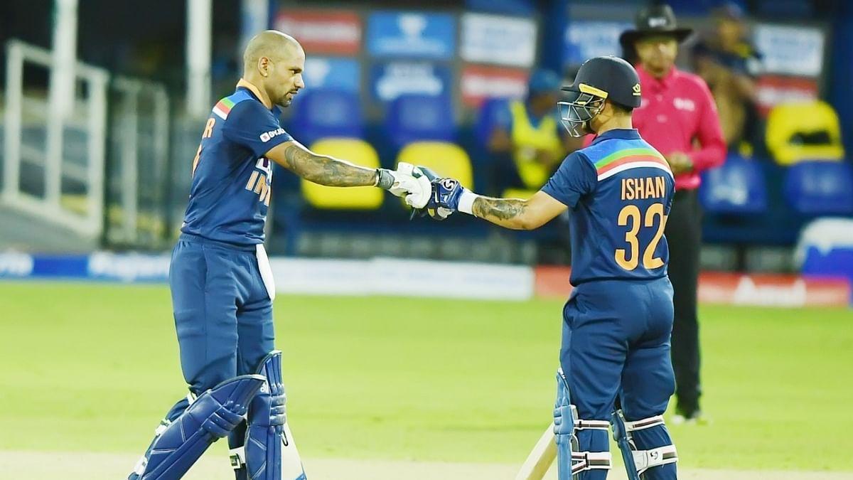 1st ODI: Dhawan (86*) helps India beat Sri Lanka by seven wickets