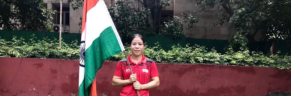 Mary Kom, Manpreet Singh named flag-bearers of Indian contingent at Tokyo Olympics opening ceremony